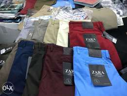High Quality Nonfade Chinos