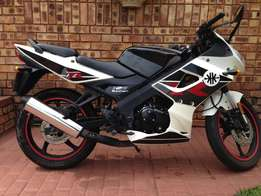 Motorcycle for sale!