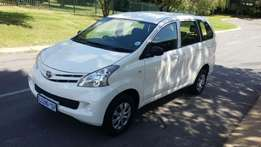 2014 Toyota Avanza 1.5 TX 7-SEATER for sale
