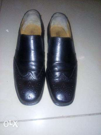 Size 12 US Oxford Shoe HaryKson Genuine Leather. Excellent Condition Nairobi CBD - image 1
