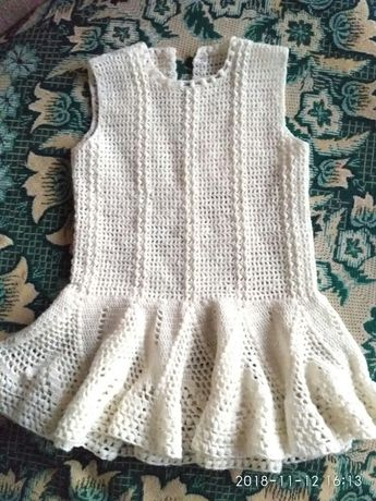 Платье ручной работы d95f6c5002831