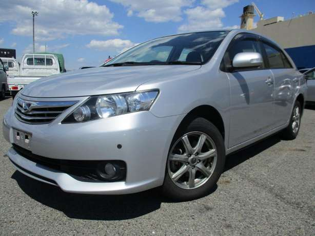 Toyota allion valvematic engine with low mileage Mombasa Island - image 1