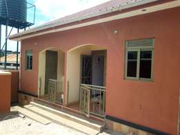 Prestigious double rooms are available for rent in kireka