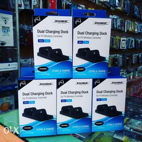 Ps4 new dual charging duck for sale each 3bd