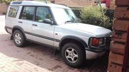 2002 LANDROVER DISCOVERY (DISCO II) TD5 - Luxury Edition, Auto Diesel