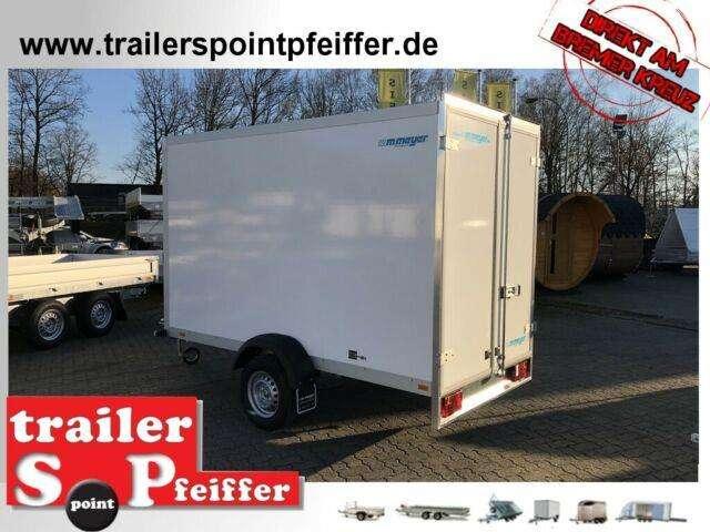 Wm Meyer Az 1330/151 Isoliert Koffer Anhänger 3x1,5x1,85