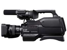 HXR-MC1500P: SONY 1/4inch ClearVid ExmorR CMOS PAL AVCHD Camcorder