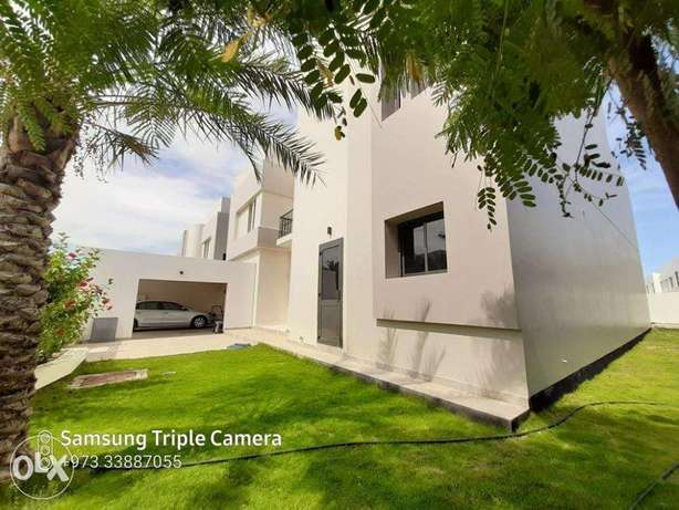 luxury semi furnished villa with private pool exclusive