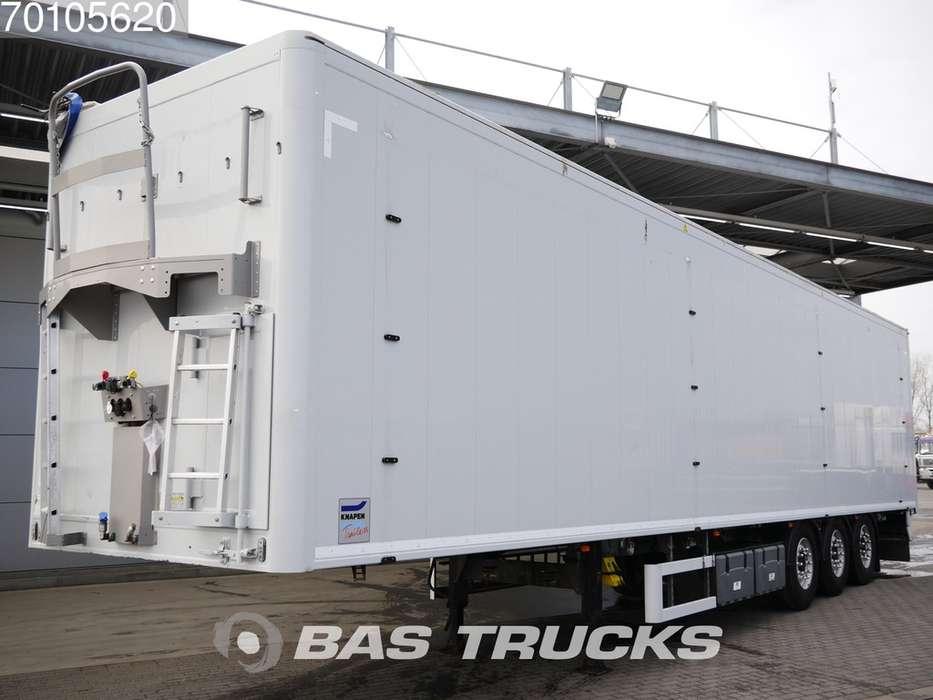 Knapen K100 92m3 Liftachse 6mm Floor Top Condition! - 2015