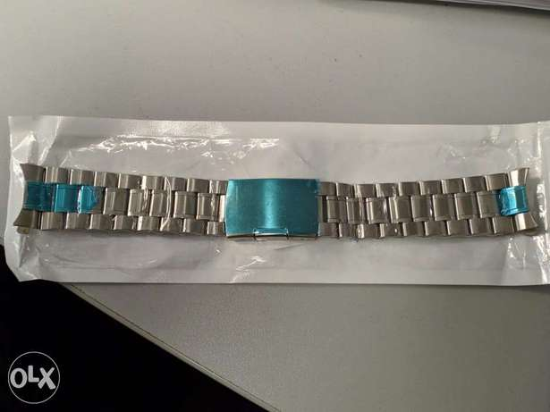 Watch metal strap