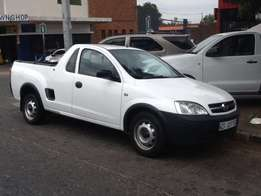 opel corsa utility 1.4,bakkie,white,2007 model,for sale