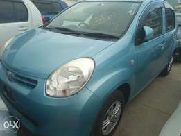 Sky blue passo with DVD and alloy