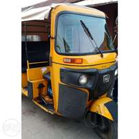 Very clean and neat bajaj keke (4months)