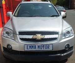 2010 Chevrolet Captiva 2.0 LT