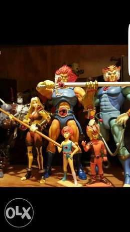 Thundercats die cast adult collector