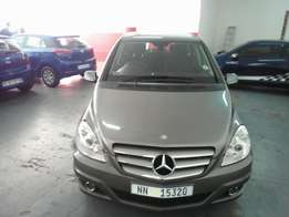 2011 Mercedes Benz B180, Color Grey, Prince R163,000.