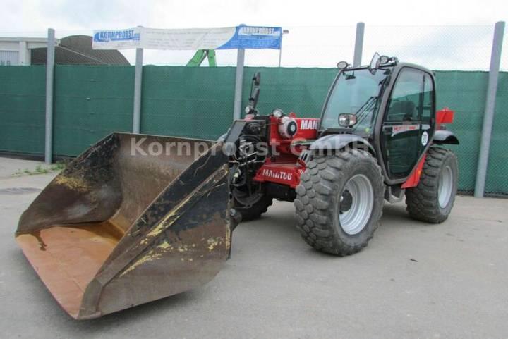 Manitou MLT - 627 T - Waage - Klima - Nr.: 104 - 2012