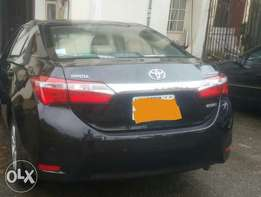 Excellent 2015 Toyota Corolla for sale