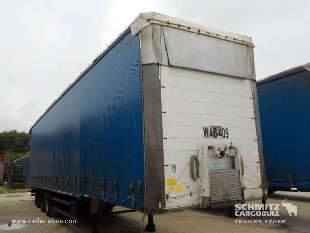 Schmitz Cargobull Curtainsider Mega - 2008