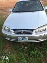 Toyota Camry 2001 Silver for sell nothing to fix buy and drive, enjoy