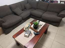 Corner unit couch for sale