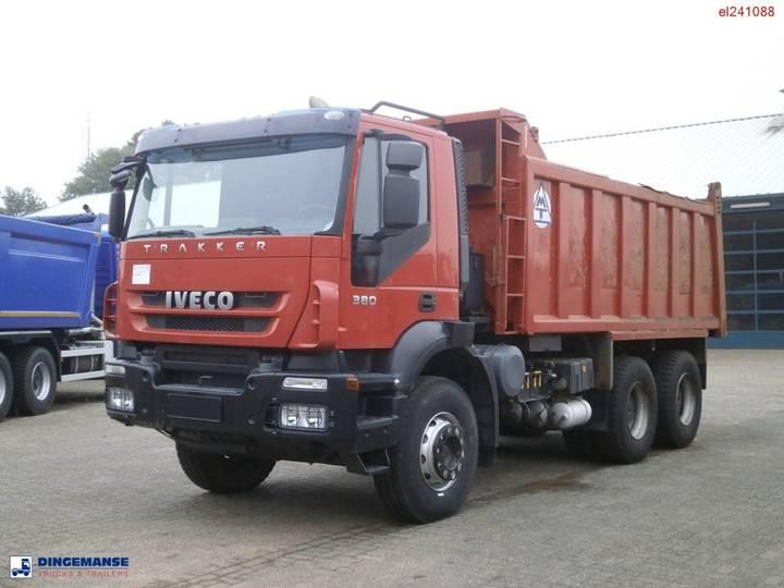 Iveco AD380T38 6x4 tipper - 2011