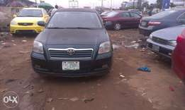 Buy and drive a clean avensis