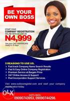 Company & Business Name Registration