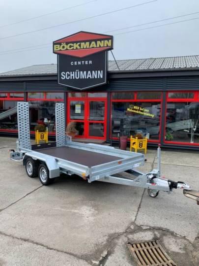 Böckmann Baumaschinentransporter BT-ST 3518/35 AS - 2018