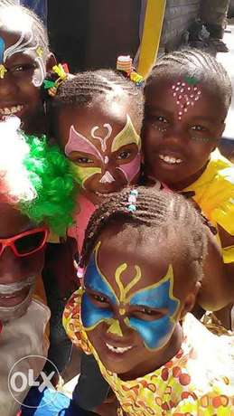 Facepainter available for hire Nairobi CBD - image 1