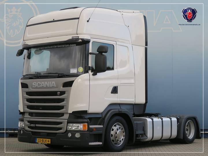 Scania R450 LA4X2MEB   MEGA   SCR-only - 2017