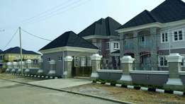 Property for sale, Twin terrace apartment at Guzape in Abuja