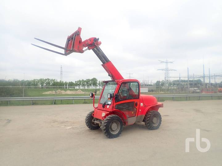 JCB 520-40 4x4x4 - 2007
