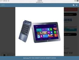 Samsung XE500T1C Notebook with Keyboard Dock