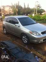 Toyota matrix 2004 model automatic remote control with special feature