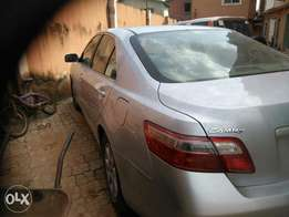 Just cleared v6toyota Camry full option tomb start