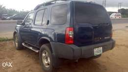 Very Neat 2002 Nissan Xterra With Custom duty