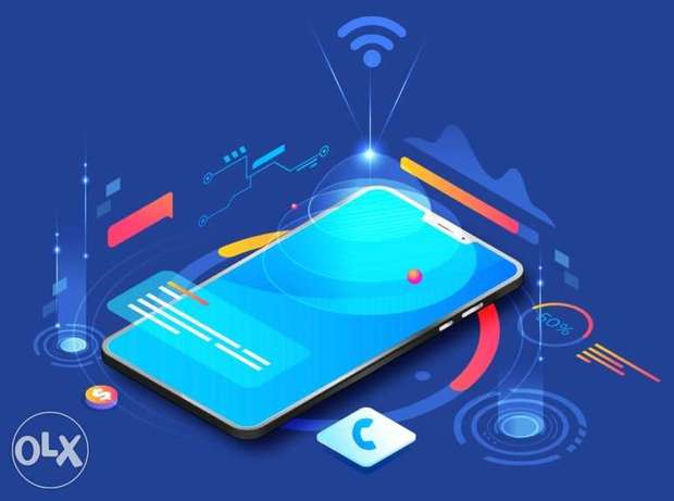 Android app, ios or iPhone app mobile app develop and design.