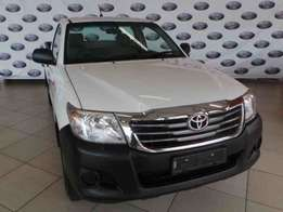 2013 Toyota Hilux 2.5 D-4D SRX Raised Body Single Cab