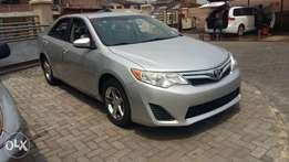 Toyota Camry LE 2012 Model (Direct From U.S/Grade One Tokunbo).