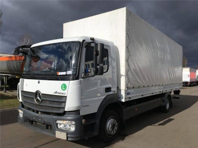 Mercedes-Benz Atego Neu Verteiler 1223 L - 2015