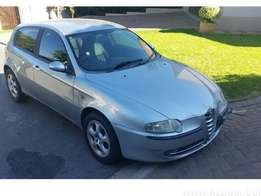 alfa romeo 147 and 156 breaking up for spares