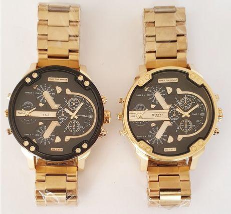 f57311de4d057d Zegarek DIESEL ZŁOTY na bransolecie-gwarancja Szydłowiec - image 1