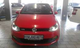 2013 polo gti dsg for sell R205000