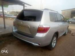 Awoof,Awoof,Awoof Tokunbo highlander on sale.