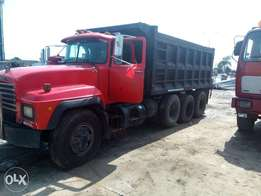 Well maintained Mack truck for sale