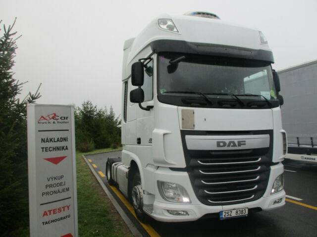 DAF XF 106 460 FT SSC - 2019