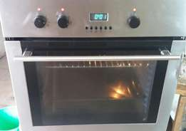 Italian cabinet electric oven
