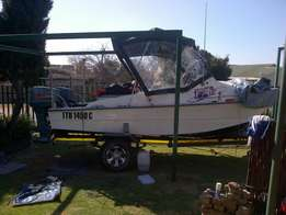 17'6 Yeld Cat for sale - Price reduced