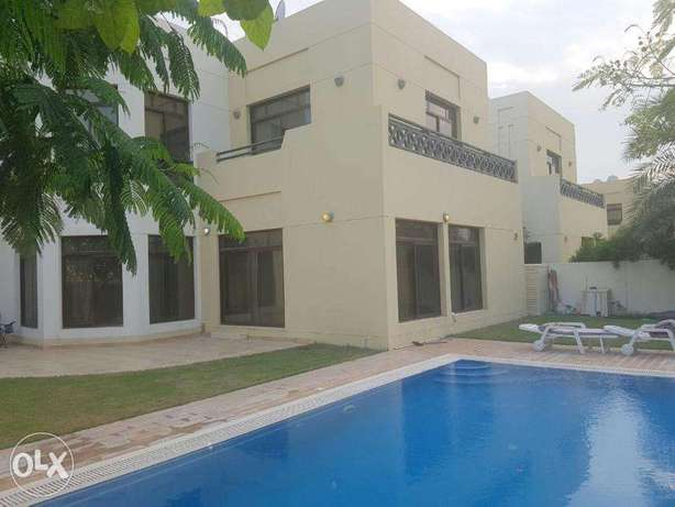Grand Semi Furnished Villa at Riffa Views (Ref No: RVM6)